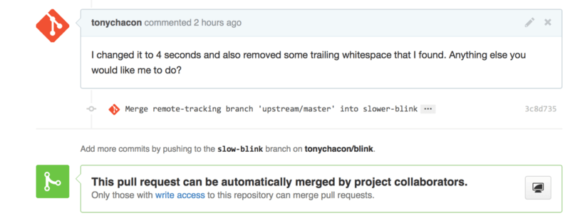Git - Contributing to a Project